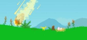 Jeu flash : Dino Run