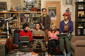 The Big Bang Theory : La série pour les Geek