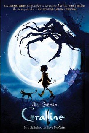 Coraline de Neil Gaiman au cinéma en film d'animation