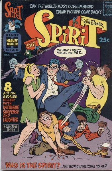 The Spirit, allez le voir ! #2