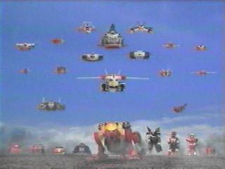 Dossier AMHA#14 : Sentai / Bioman / Power Rangers - 35ème anniversaire #4
