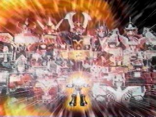 Dossier AMHA#14 : Sentai / Bioman / Power Rangers - 35ème anniversaire #3