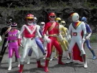 Dossier AMHA#14 : Sentai / Bioman / Power Rangers - 35ème anniversaire #5
