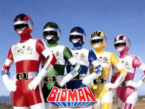 Dossier AMHA#14 : Sentai / Bioman / Power Rangers - 35ème anniversaire