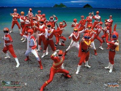 Dossier AMHA#14 : Sentai / Bioman / Power Rangers - 35ème anniversaire #6