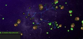 The Space Game : Jeu Flash de stratégie dans l'espace