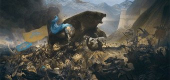 Bilbo illustré par Justin Gerard