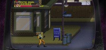 Minutemen : Watchmen en jeu flash