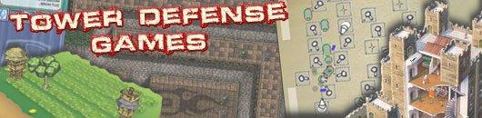 Plus de 200 jeux flash : Tower Defense Games