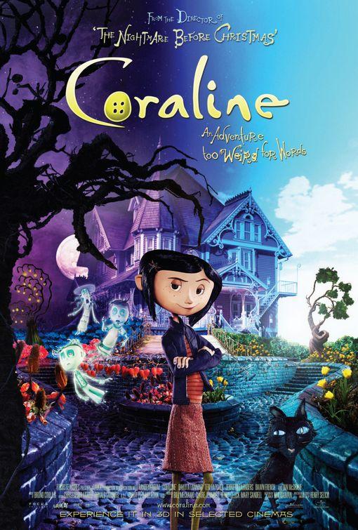 Coraline, un film pour les gosses ˝qui en ont˝