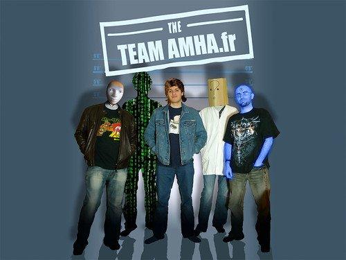 Mais qui sont vraiment les membres de la team AMHA.fr ? #4
