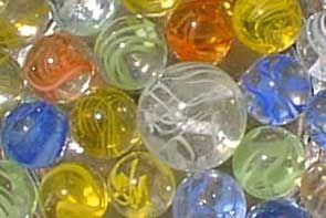 Les jeux à l'école : Les billes (Marbles game) #2