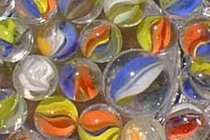 Les jeux à l'école : Les billes (Marbles game) #8