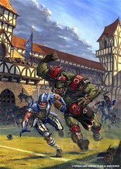 Blood Bowl : quand ballon rime avec baston #2
