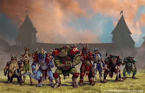 Blood Bowl : quand ballon rime avec baston