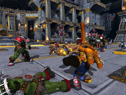 Blood Bowl : quand ballon rime avec baston #4