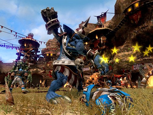 Blood Bowl : quand ballon rime avec baston #3