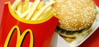 Concours McDonald non sponsorisé ! Han mange moi ça !