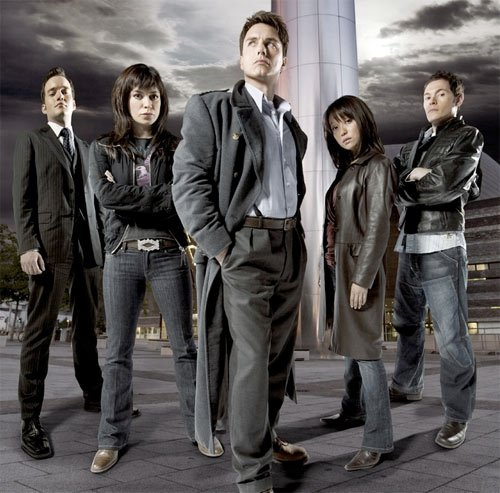 Doctor Who Universe n°2 : Torchwood (2006)