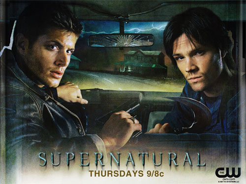 Séries TV : Supernatural