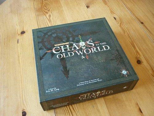 Open The maléfique Box : Chaos in the Old World #2
