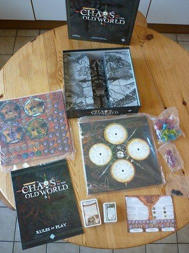 Open The maléfique Box : Chaos in the Old World #3