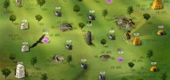 Civizilation Wars, jeu de stratégie en flash