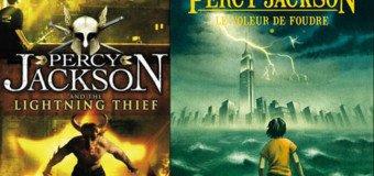 Les nouveaux Harry Potter : Percy Jackson et les olympiens : Le voleur de foudre