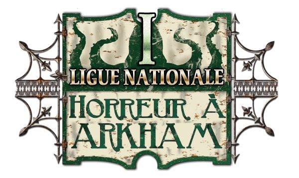 Rejoignez AMHA dans la première ligue nationale de Horreur à Arkham !