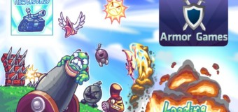 Jeux Flash - Toss the Turtle