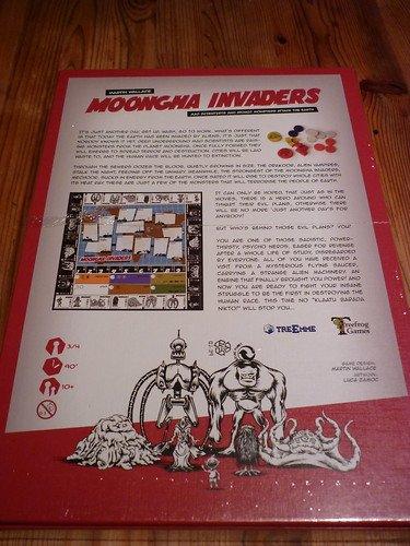 Moongha Invaders : Les monstres atomiques sont parmi nous ! #5
