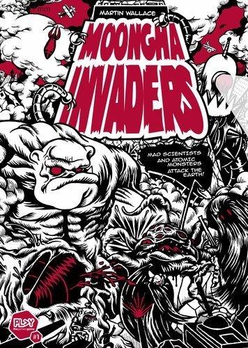 Moongha Invaders : Les monstres atomiques sont parmi nous !