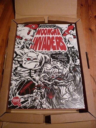 Moongha Invaders : Les monstres atomiques sont parmi nous ! #3
