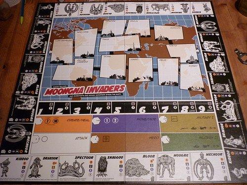 Moongha Invaders : Les monstres atomiques sont parmi nous ! #6