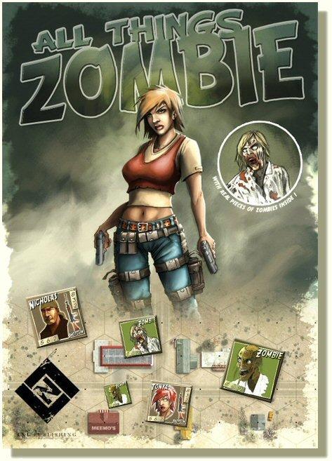 All Things Zombie, du wargame et du zombie