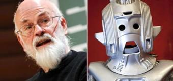 Terry Pratchett s'exprime sur Doctor Who