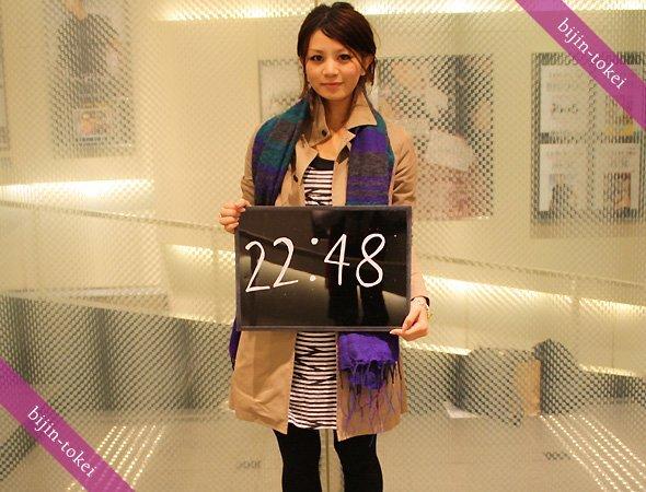 Hot Asian Girls with clocks! #3
