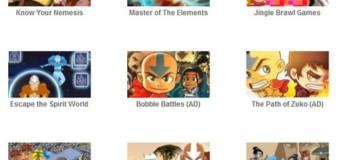 Jeu Avatar le dernier maitre de l'air : Legends of the Arena