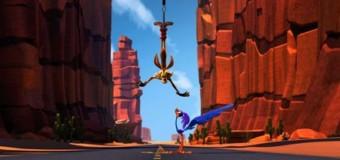 Bip-Bip et le Coyote en film d'animation 3D