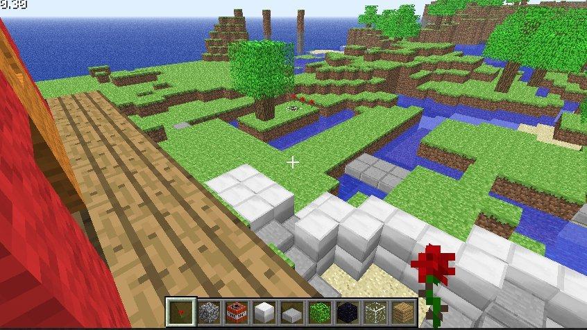 Minecraft - World of... Lego ? #3