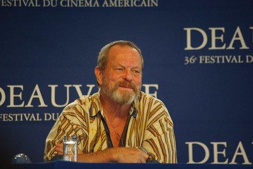 Conférence de presse avec Terry Gilliam #3