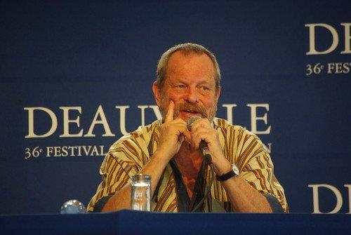 Conférence de presse avec Terry Gilliam