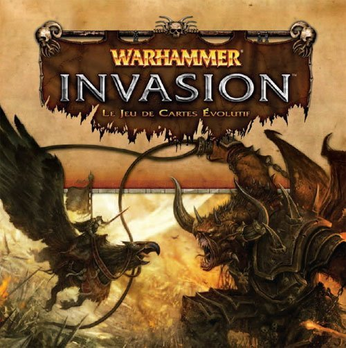 Warhammer Invasion (Jeu de Cartes Evolutif)