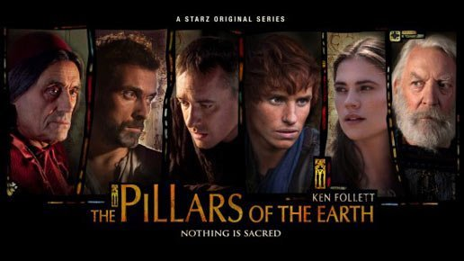 Les Piliers de la Terre (Pillars of the Earth)
