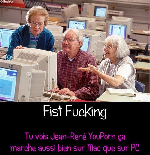 fist fucking vieux mac vs pc youporn