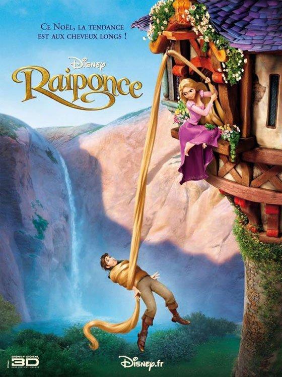 Raiponce : Disney tire sur la dread lock !