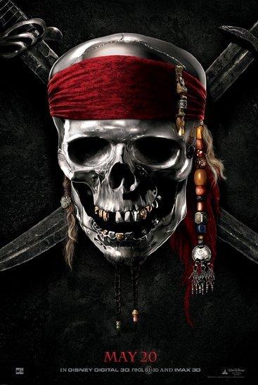 Pirates des Caraïbes en 2011 : La Fontaine de Jouvence, avec Johnny Depp, Penélope Cruz et surtout Ian McShane