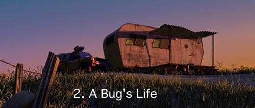 Pizza-Planet : Le seul lien entre les films Pixar #2