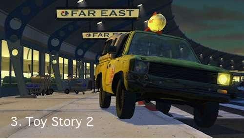 Pizza-Planet : Le seul lien entre les films Pixar #3