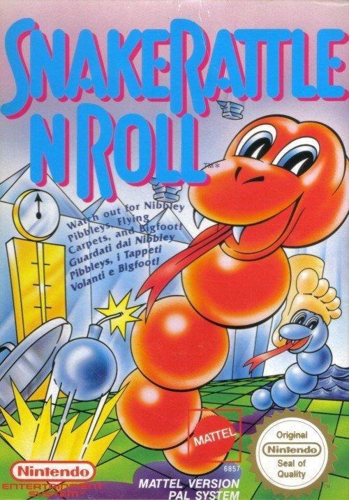 #5 – Snake Rattle'n'Roll